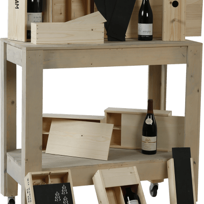 Wine boxes and gift packaging